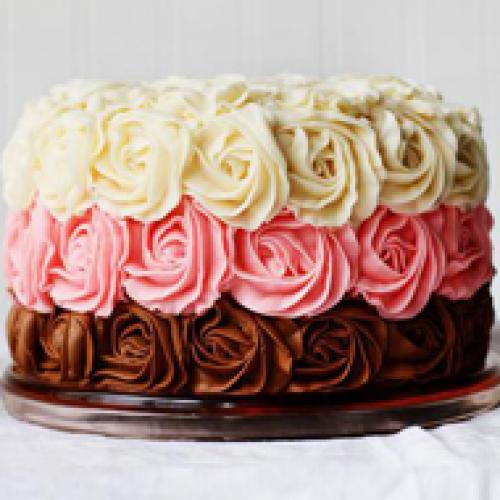 Рецепт крема для украшения торта из шприца